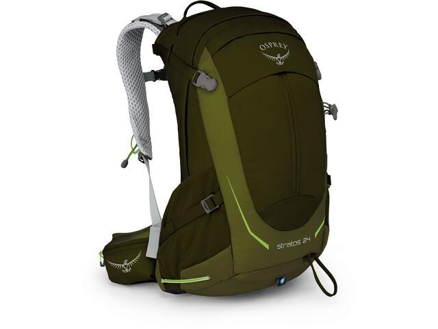 Osprey Stratos 24 Backpack Herr gator green